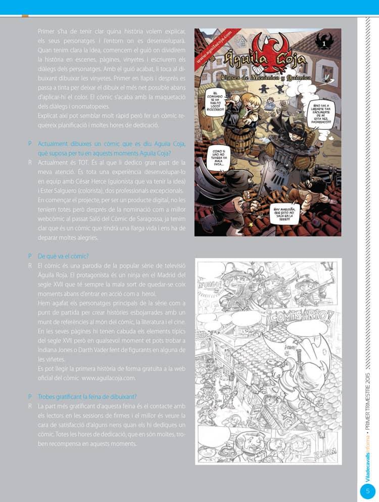Viladecavalls Informa: Entrevista página 2
