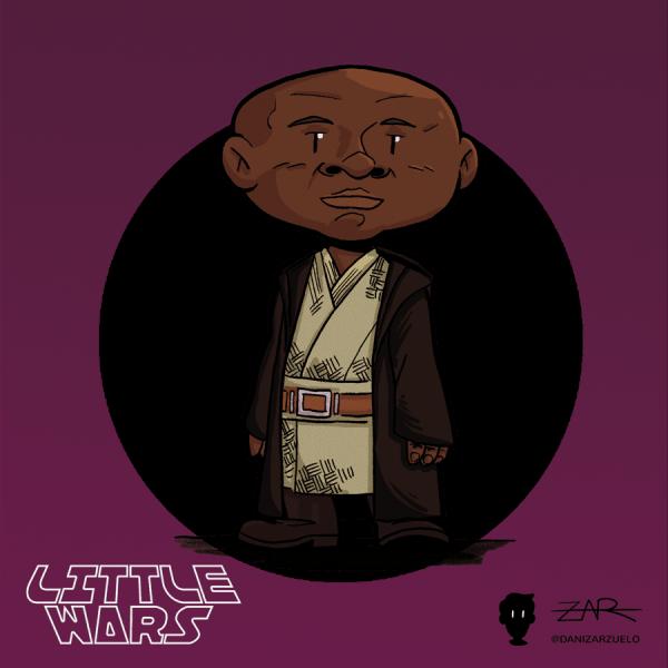 Mace Windu - La venganza de los Sith - Star Wars