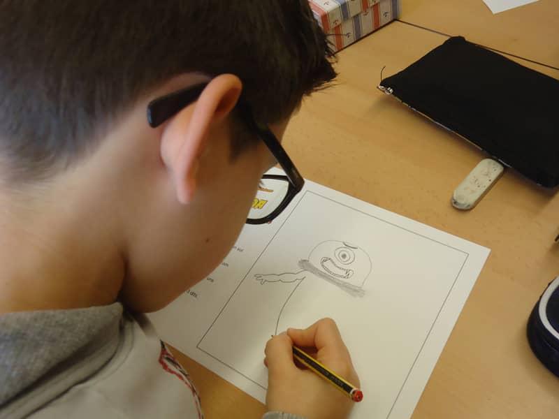 Diseñando un personaje de Little Renna