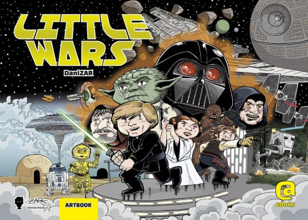 Portada de Little Wars Vol 1