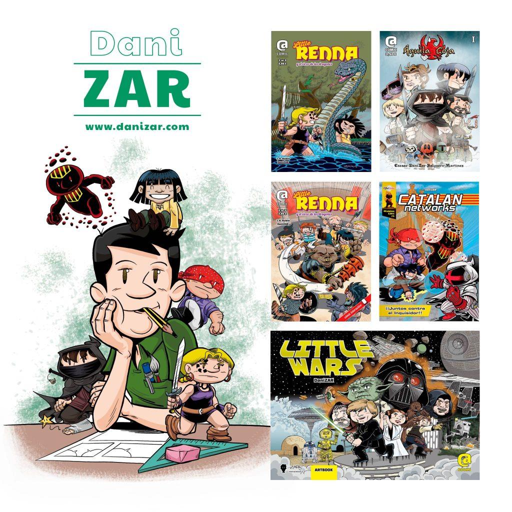 Trabajos - DaniZAR