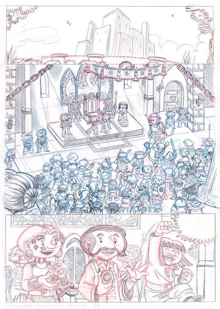 Circo de los Dragones - Página 63
