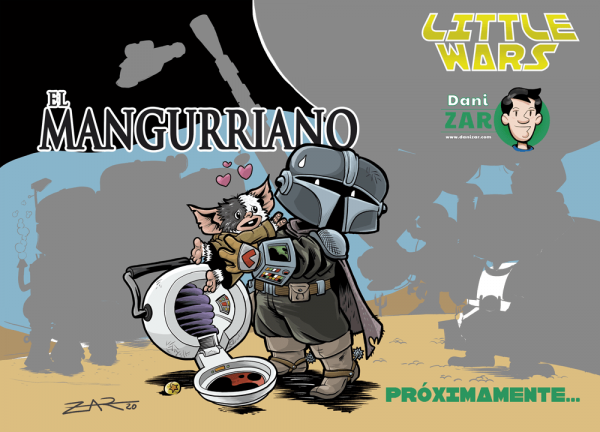 El Mangurriano - Webcomic